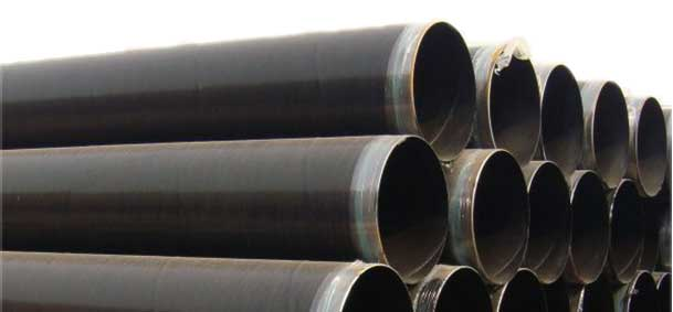 structural steel pipe coating service